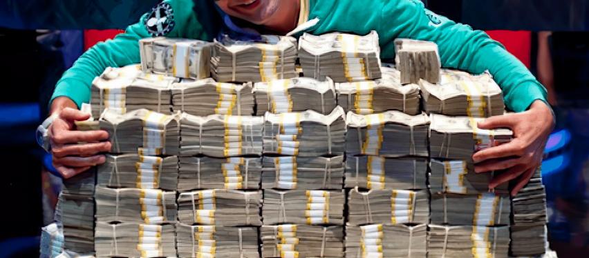 Fans von Glücksspielen